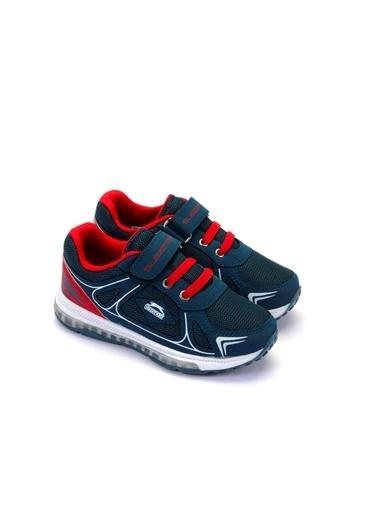Slazenger Spor Ayakkabı Petrol